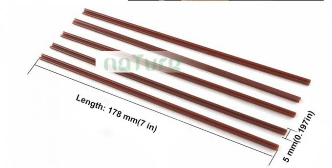 Coffee Paper Cup Hot Beverage Straws Heat Insulation With SGS Approval